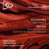 The Firebird / Piano Concerto No. 3 / Suite From T