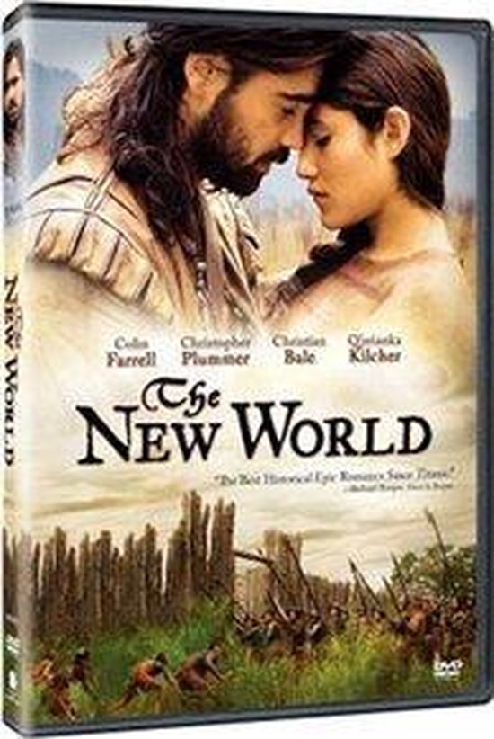 Cover van de film 'New World'