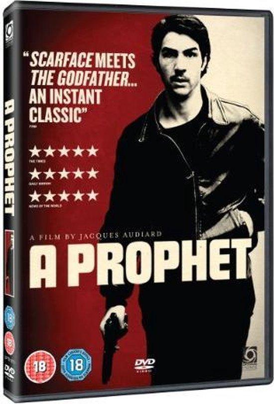 Cover van de film 'A Prophet'