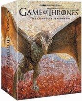 Game Of Thrones - Seizoen 1 t/m 6 (Import met NL)
