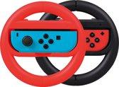 Qware Gaming Racestuur geschikt voor Nintendo Switch - rood en zwart