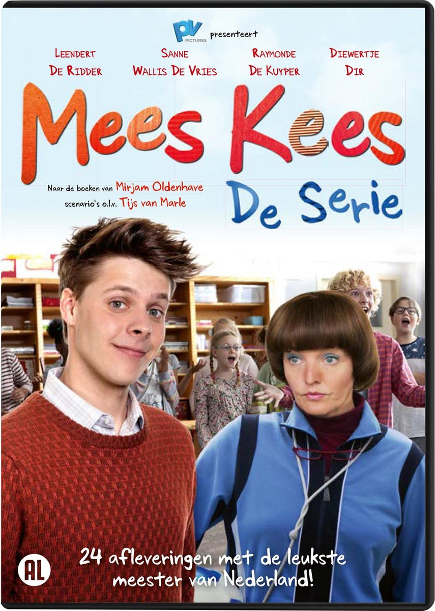 Mees Kees - De Serie - Tv Series