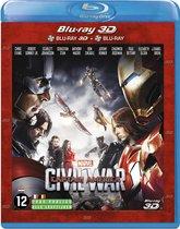 Speelfilm - Captain America: Civil War 3d