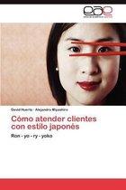 Como atender clientes con estilo japones
