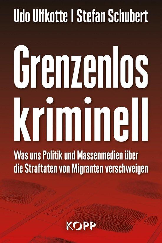 Boek cover Grenzenlos kriminell van Stefan Schubert (Onbekend)