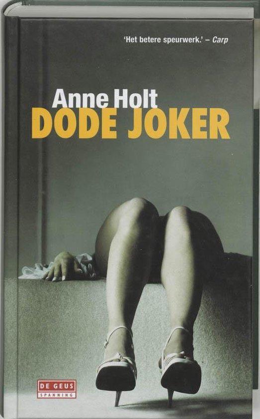 Dode joker - Anne Holt pdf epub