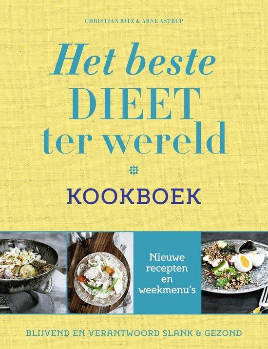 Het beste dieet ter wereld kookboek - Christian Bitz |