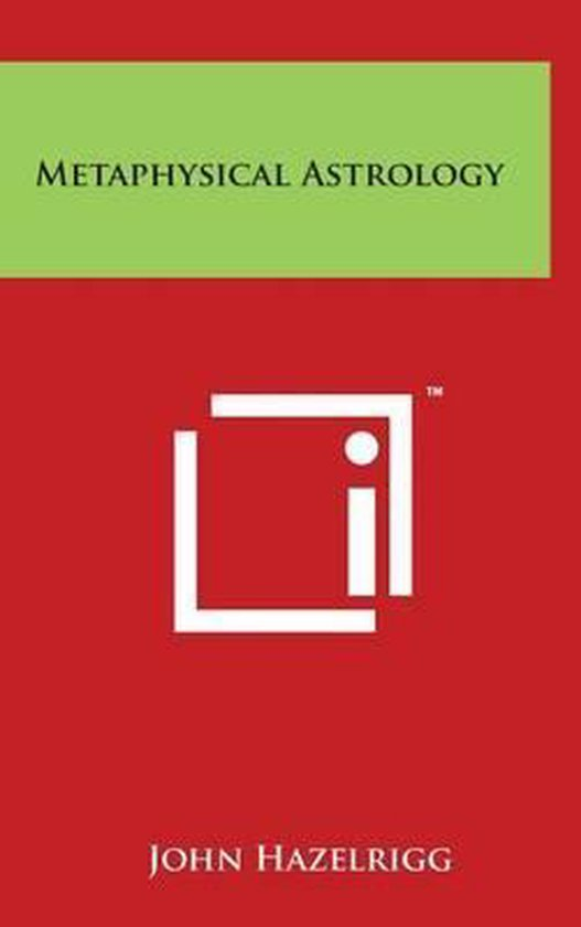 Metaphysical Astrology