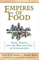 Boek cover Empires of Food van Andrew Rimas