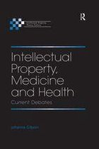 Omslag Intellectual Property, Medicine and Health