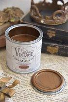 Jeanne d' Arc Living Vintage Paint Metallic Effect Bronze/Brons 200ml