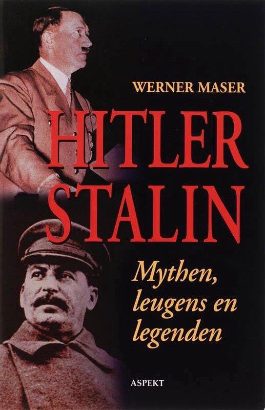 Hitler - Stalin - W. Maser |