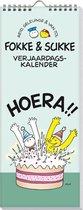 Interstat Fokke & Sukke HOERA Verjaardagskalender