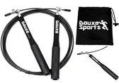 Douxe Speed Rope Springtouw - Verstelbaar - Met Ko