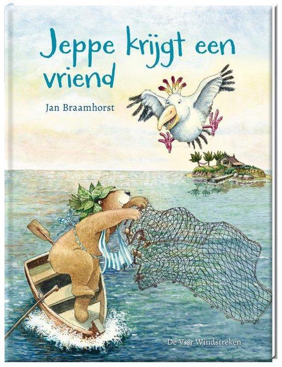Jeppe krijgt een vriend - Jan Braamhorst |