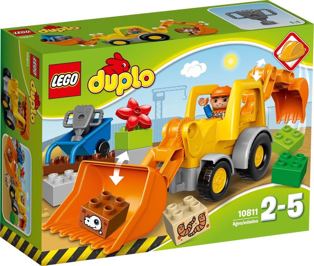 LEGO DUPLO Graaflaadmachine - 10811