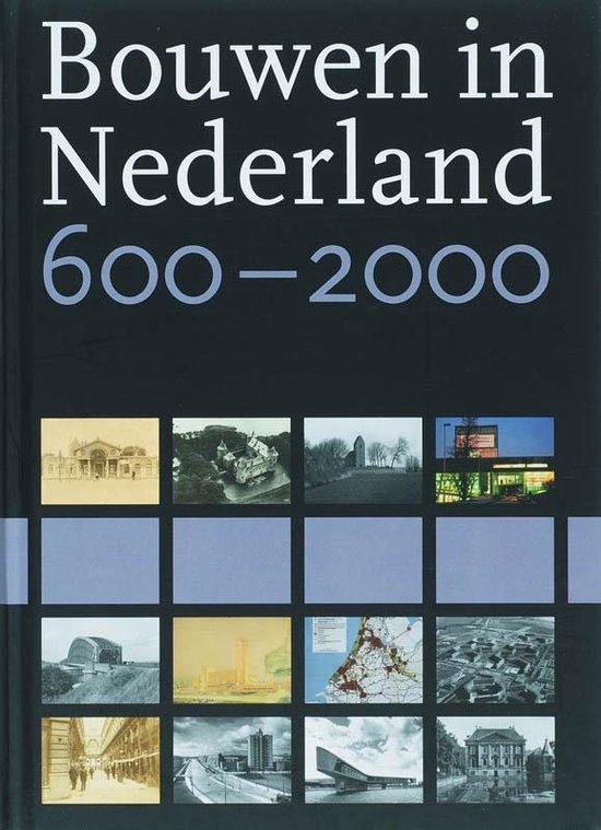 Bouwen in Nederland 600-2000 - Aart Mekking |