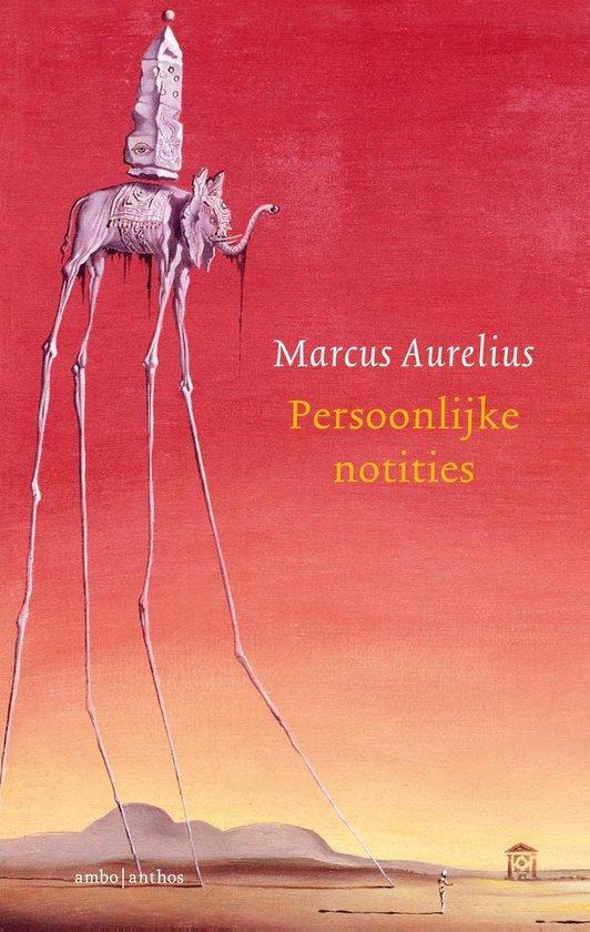 Boek cover Persoonlijke notities van Marcus Aurelius (Onbekend)