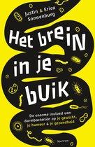 Boek cover Het brein in je buik van Justin Sonnenburg (Paperback)