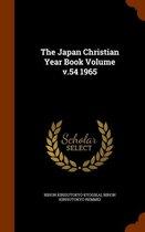 The Japan Christian Year Book Volume V.54 1965