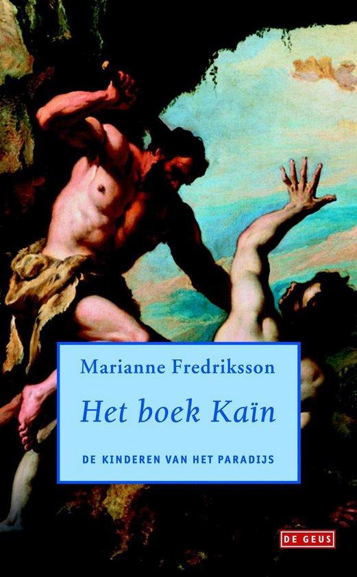 Het boek Kain - Marianne Fredriksson |