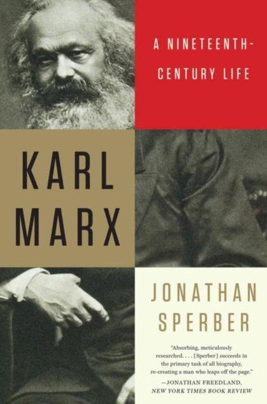 Boek cover Karl Marx van Jonathan Sperber (Paperback)