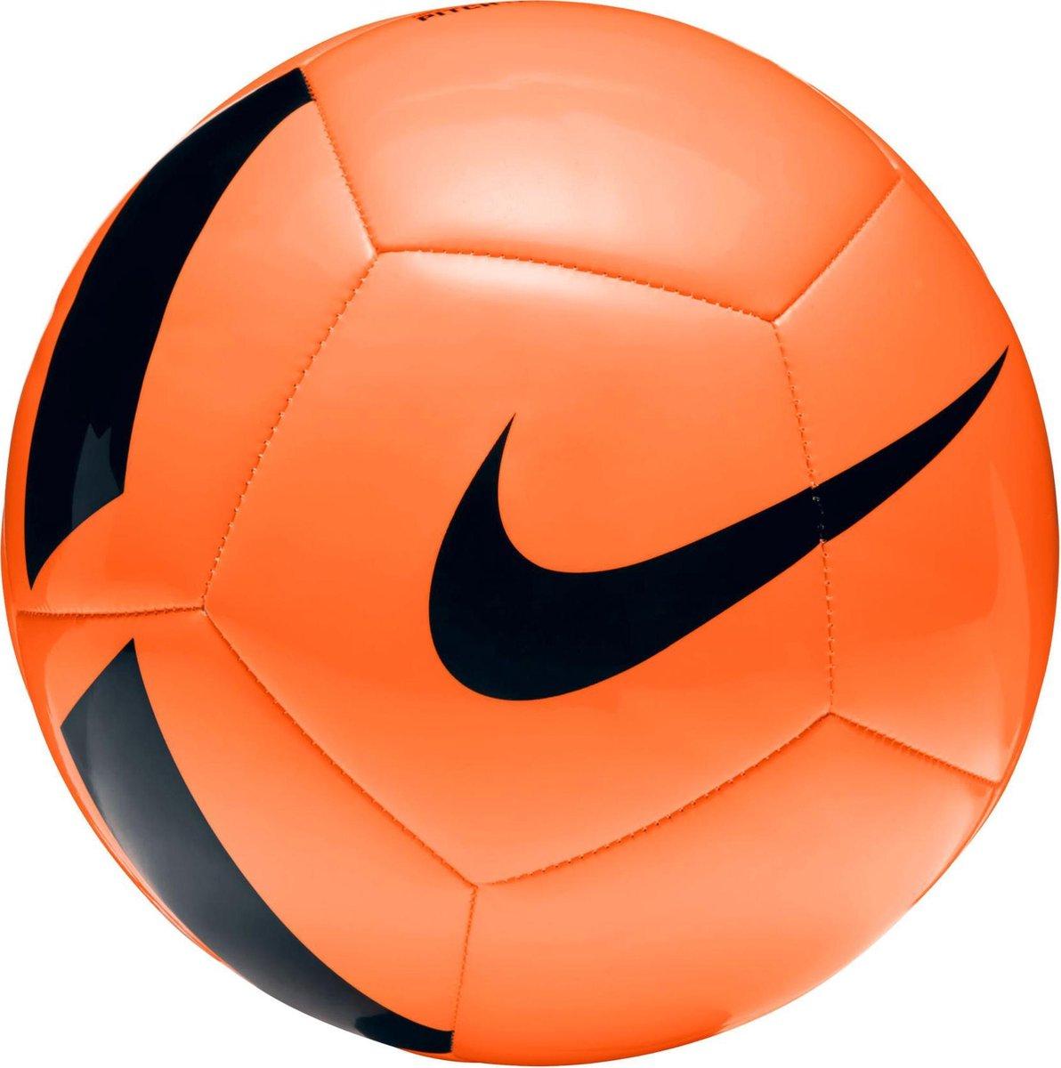 Nike Voetbal - oranje/zwart - Nike