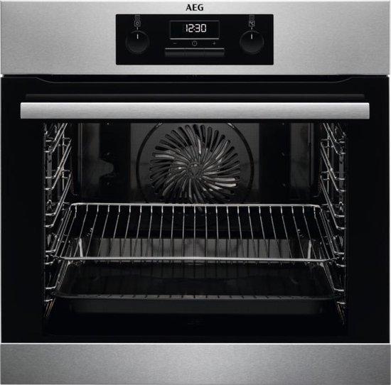 AEG BEB331010M - Inbouw oven