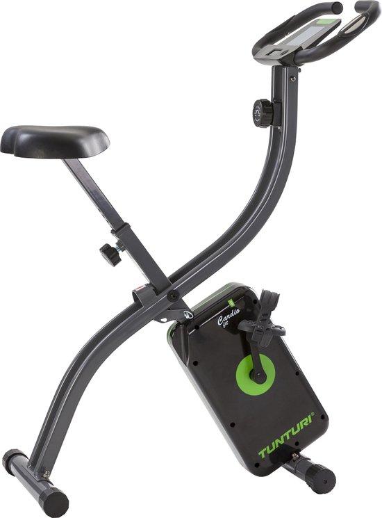 Tunturi Cardio Fit B20 X Bike Hometrainer - Opvouwbaar - Fitness Fiets