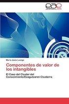 Componentes de Valor de Los Intangibles