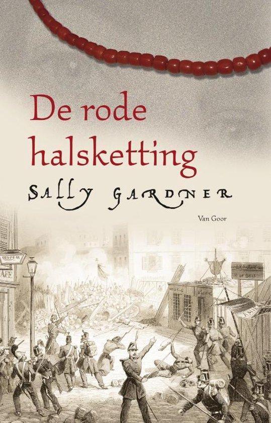 De rode halsketting - Sally Gardner | Fthsonline.com