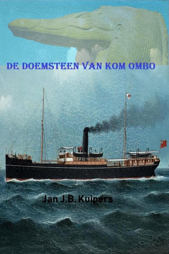 De doemsteen van Kom Ombo - Jan J.B. Kuipers |