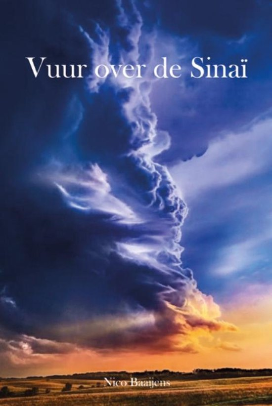 Vuur over de Sinaï - Nico Baaijens   Fthsonline.com