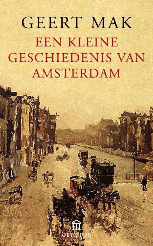 Afbeelding van Een kleine geschiedenis van Amsterdam