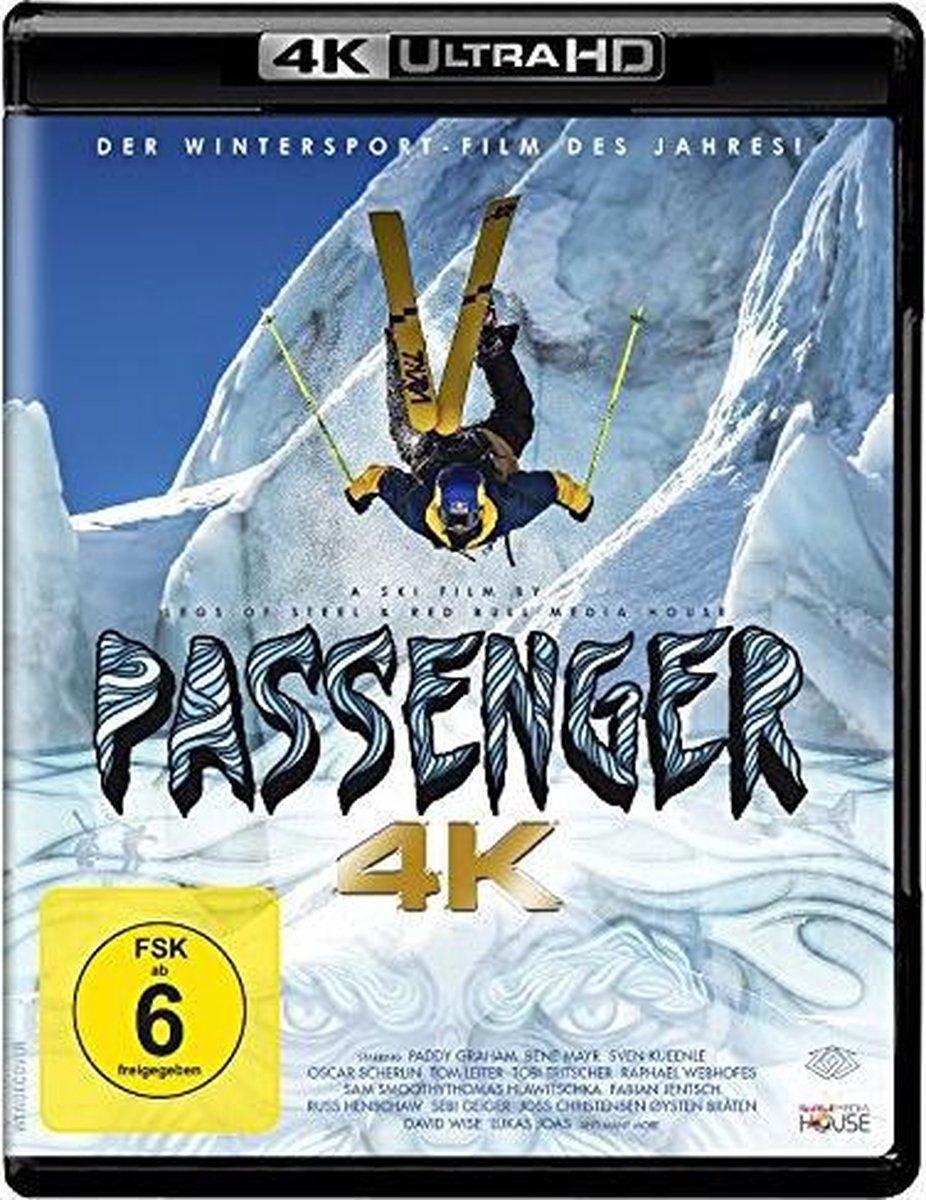 Passenger 4K UHD (OmU)/Blu-ray-