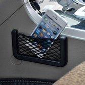 Handig klein netje voor uw mobiele telefoon in de auto - NBH®