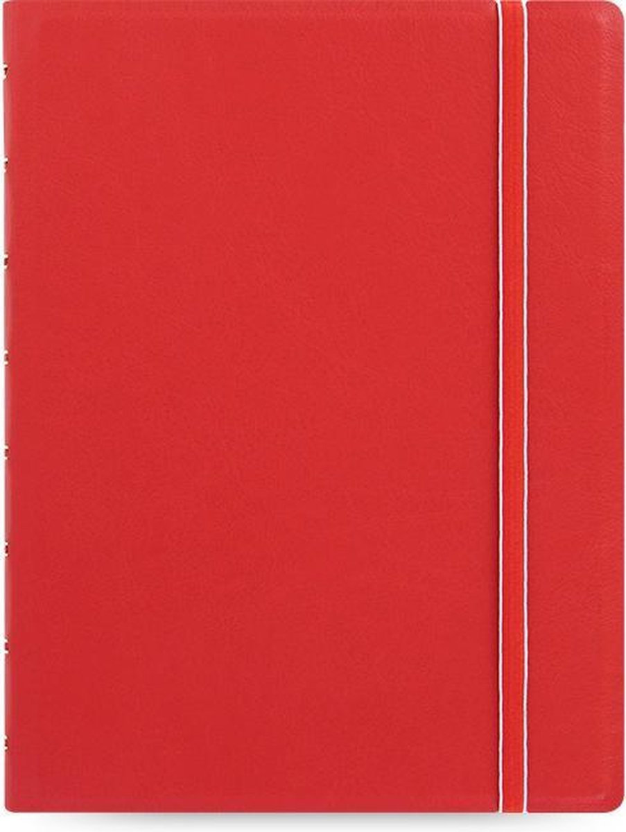 Filofax Hervulbare Notitieboek A5 Classic - Rood