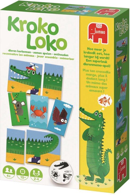 Kroko Loko Kinderspel - Jumbo