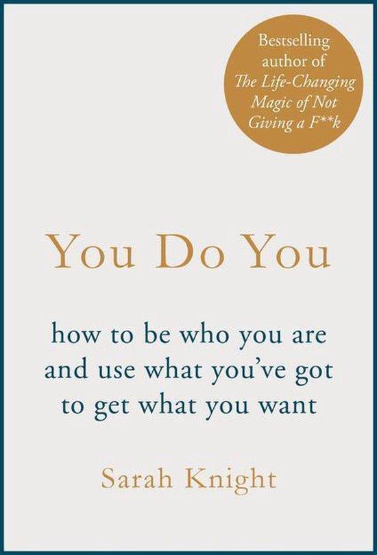 Boek cover You Do You van Sarah Knight (Onbekend)