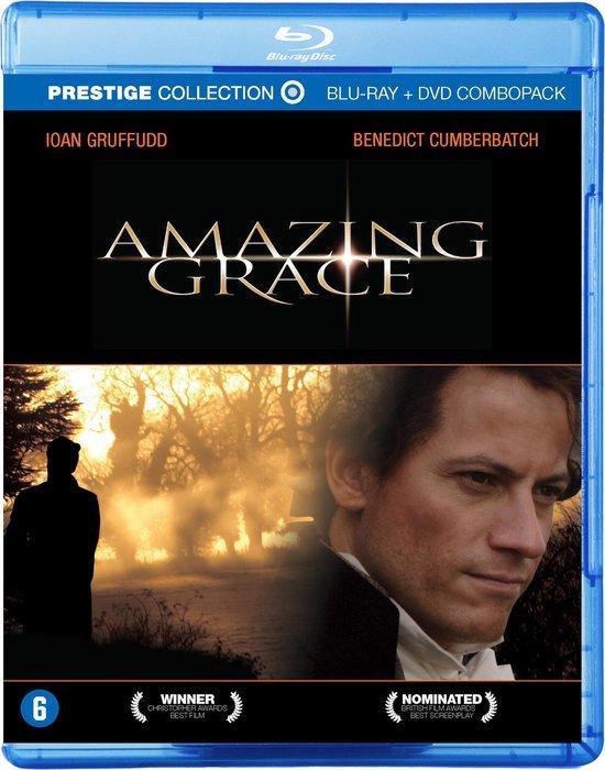 Cover van de film 'Amazing Grace'