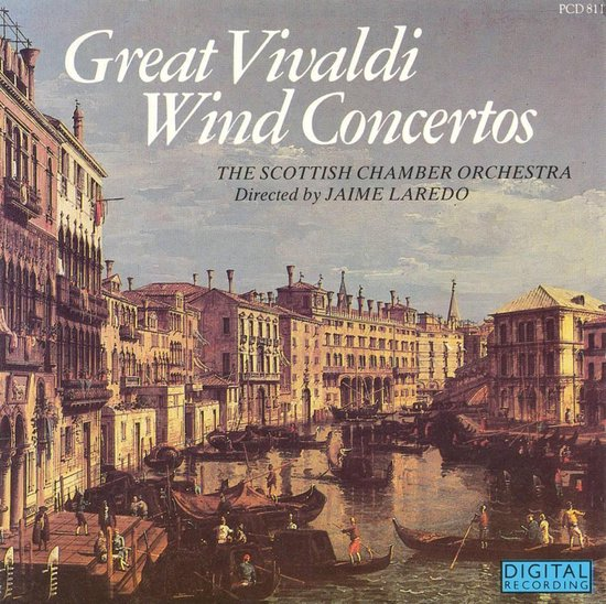 Great Vivaldi Wind Concertos