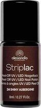 Alessandro Striplac - 24 Shiny Aubergine - Gelnagellak