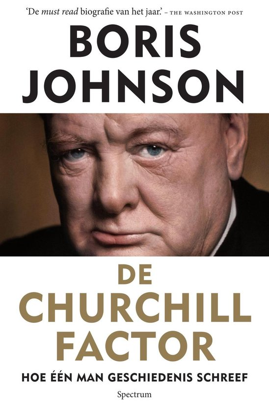 De churchill factor - Boris Johnson pdf epub