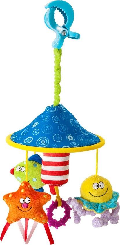 Product: Taftoys Kleurrijke Mobiel met Muziekje, van het merk Taf Toys