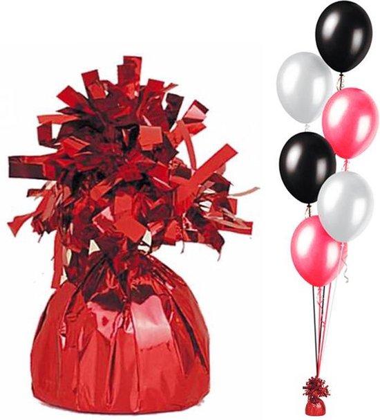 Ballon Gewicht Rood