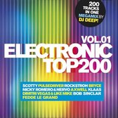 Electronic Top 200  Vol. 1