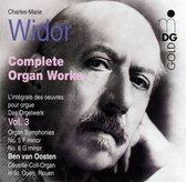 Widor: Complete Organ Works Vol 3 / Ben van Oosten
