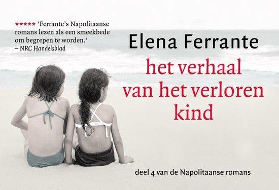 Het verhaal van het verloren kind - dwarsligger (compact formaat) - Elena Ferrante   Readingchampions.org.uk
