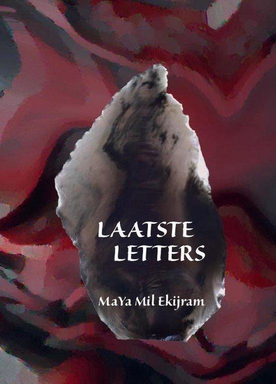 Laatste letters - Maya Mil Ekijram  
