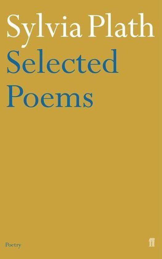 Boek cover Selected Poems of Sylvia Plath van Sylvia Plath (Onbekend)